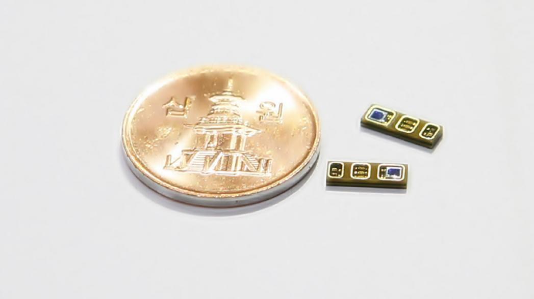 Новый сенсор от LG для устройств нового поколения