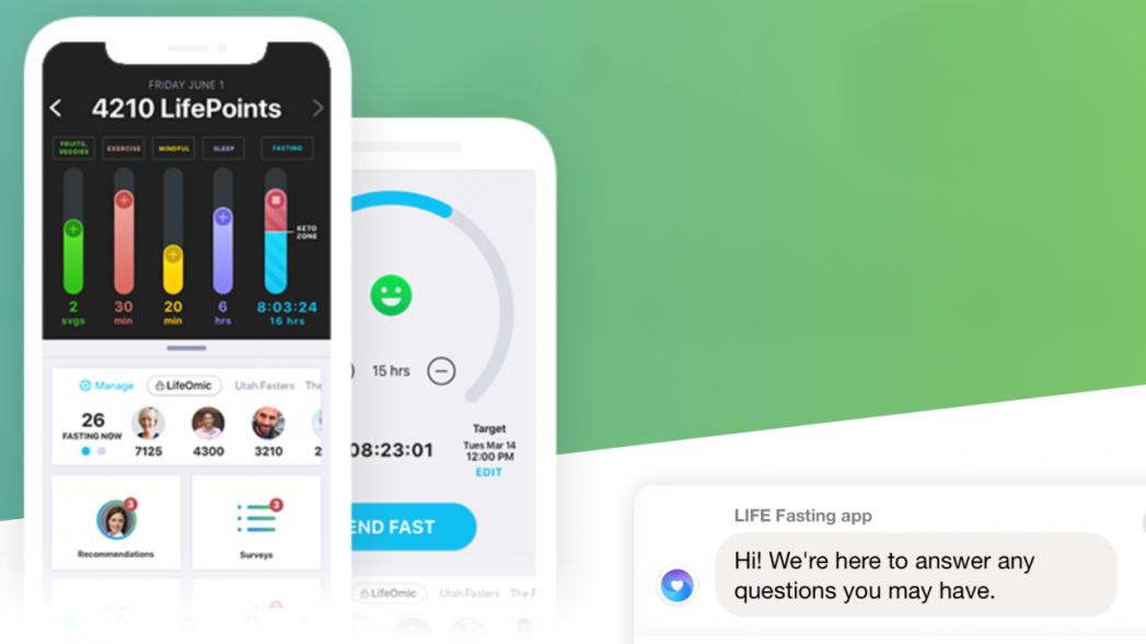 LifeOmic: приложение для предотвращения хронических заболеваний