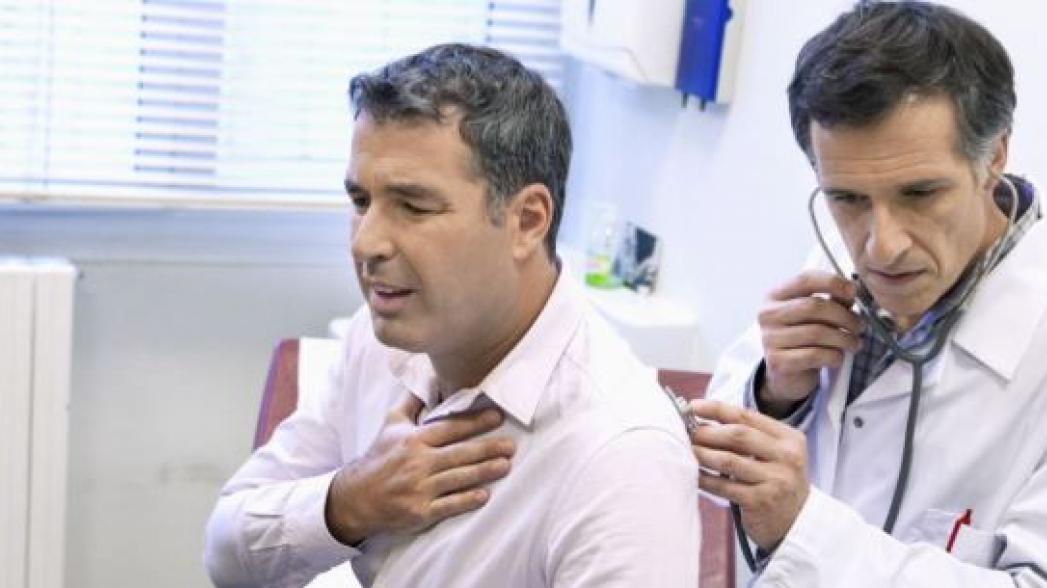 Приложение следит за здоровьем ваших легких