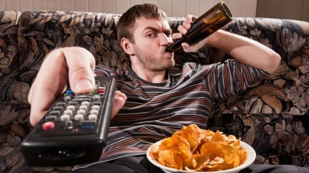 Займись физкультурой или я выключу телевизор