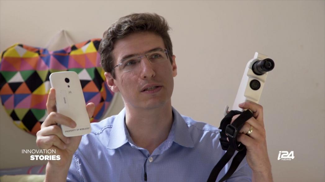 Телефон, свет и искусственный интеллект для выявления рака шейки матки