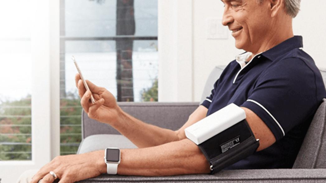 """Apple занялась """"умным"""" мониторингом давления"""