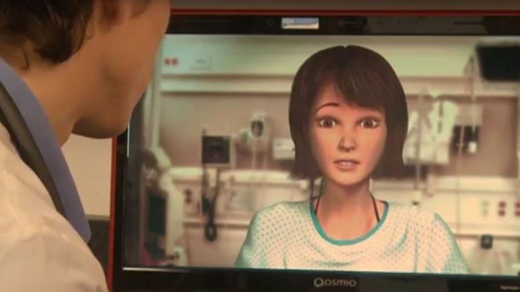 Виртуальный пациент научит врачей сообщать пациентам плохие новости