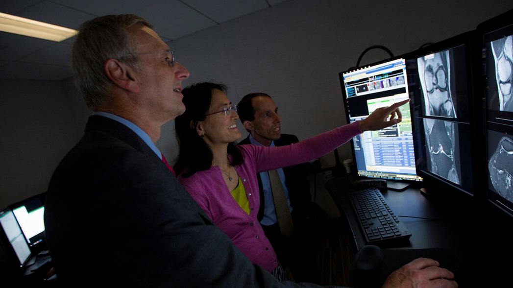Искусственный интеллект в качестве ускорителя процедуры МРТ