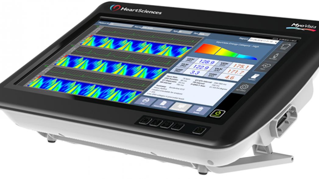 Электрокардиограф MyoVista стал доступен в Европе
