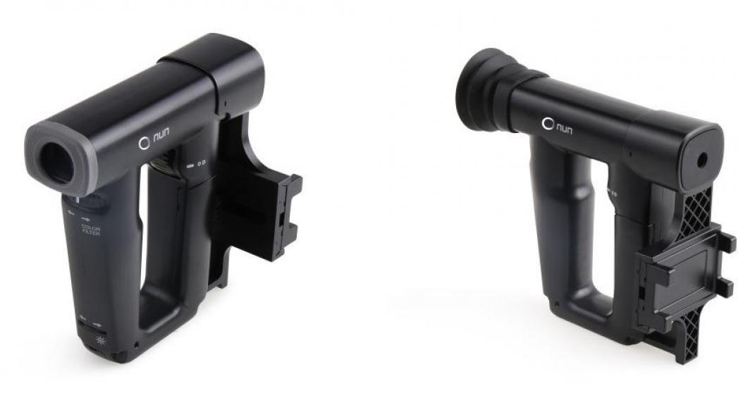 Компактный офтальмоскоп на базе смартфона