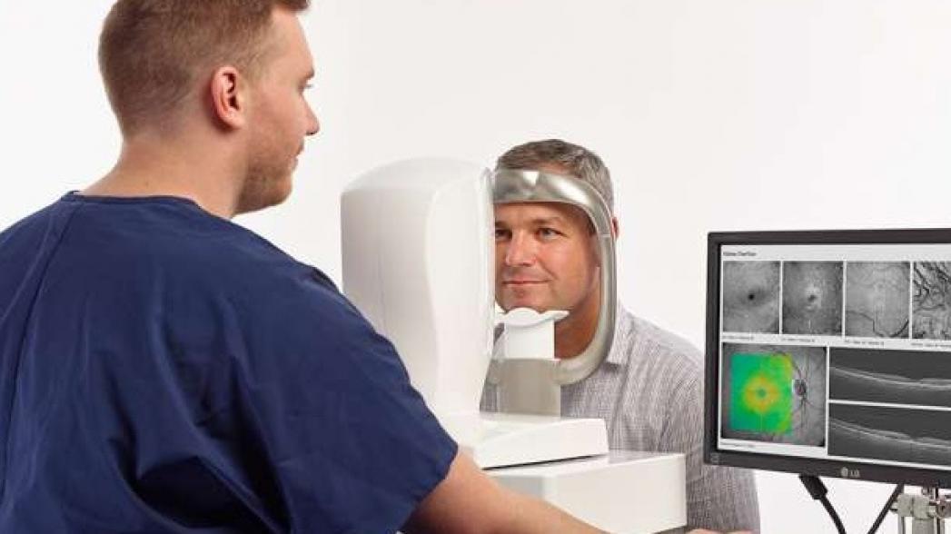 AngioAnalytics: система для диагностики сетчатки глаза