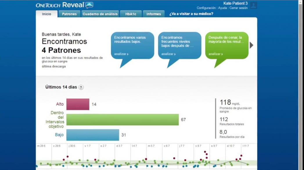 Популярное приложение для диабетиков OneTouch Reveal теперь может рассказать больше