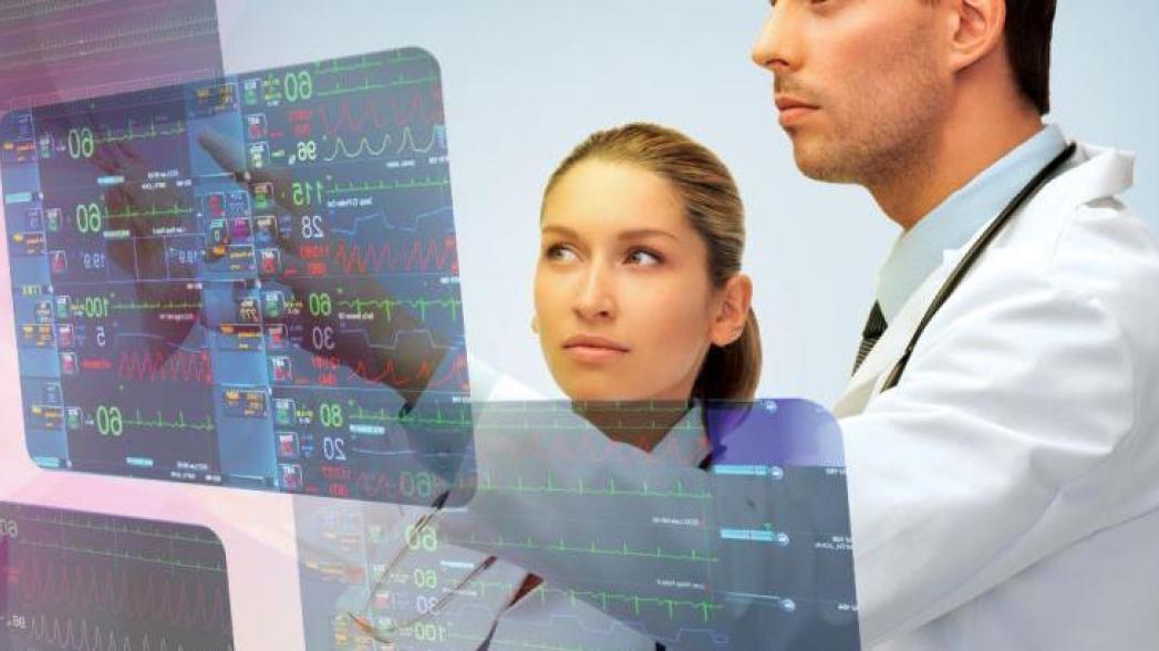 Кто создает цифровую больницу? Категория 1. Мониторинг пациентов