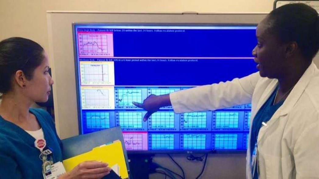 Технология, в реальном времени контролирующая и прогнозирующая состояние пациента