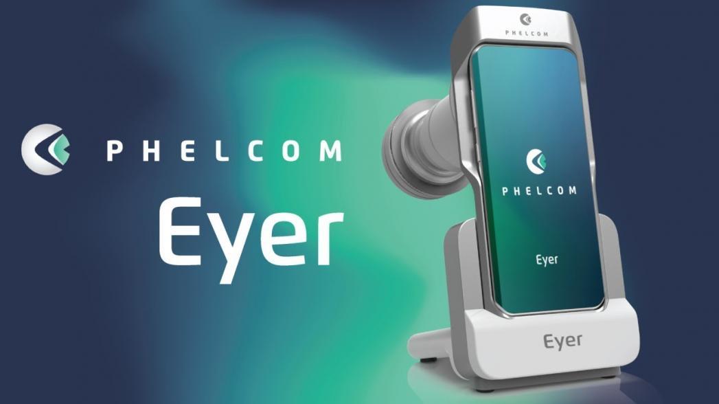 Насадка на смартфон для удаленной диагностики глазных заболеваний