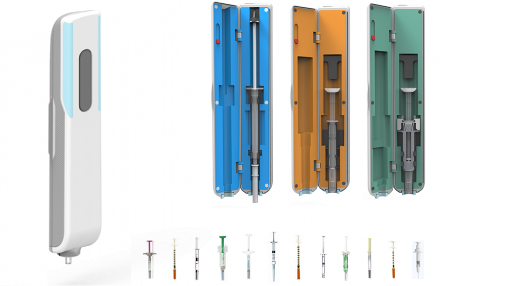 Новое поколение медицинских инструментов: умный шприц
