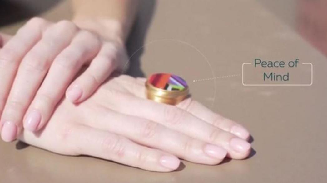 Кольцо безопасности от Be Wear