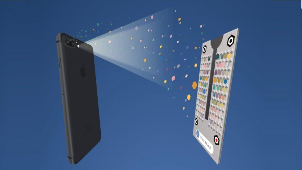 Healthy.io - тест мочи на базе смартфона для диагностики хронического заболевания почек