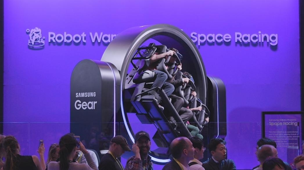 Samsung сфокусируется на медицинских носимых устройствах, отставив в сторону робототехнику