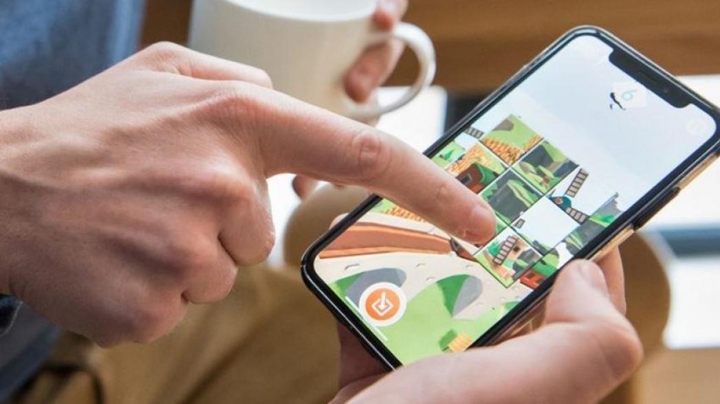 Первая мобильная игра для сферы офтальмологии