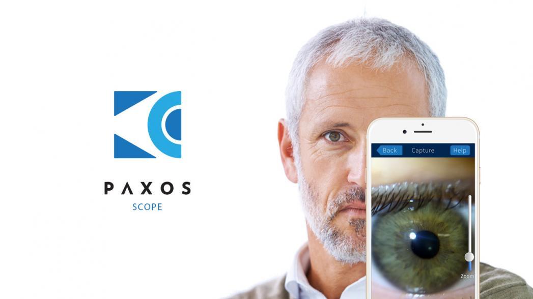Офтальмологическое устройство на базе смартфона