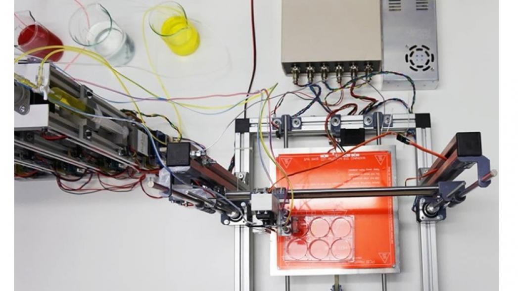 3D-печать кожи для трансплантации