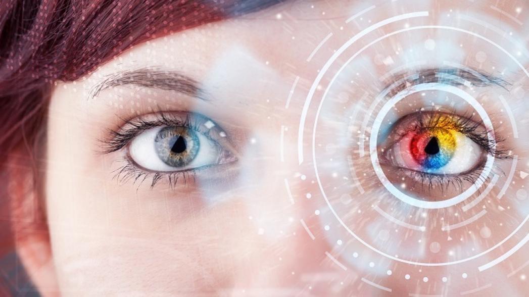 Сенсор для контактных линз может диагностировать диабет и глаукому