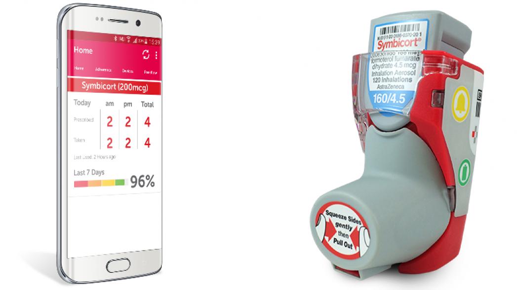 «Умный» ингалятор SmartTouch for Symbicort поступает в продажу