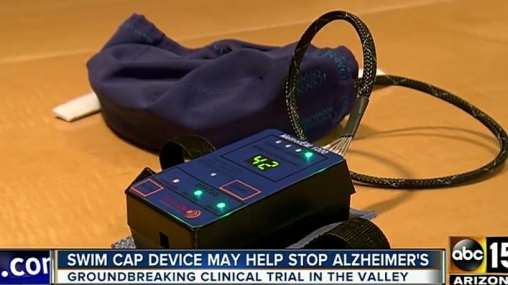 Медицинский прибор, который сможет остановить Альцгеймера