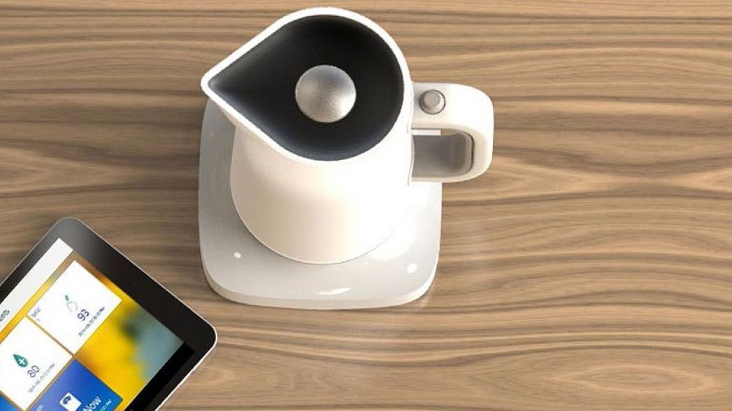 Чайник, который контролирует ваше здоровье
