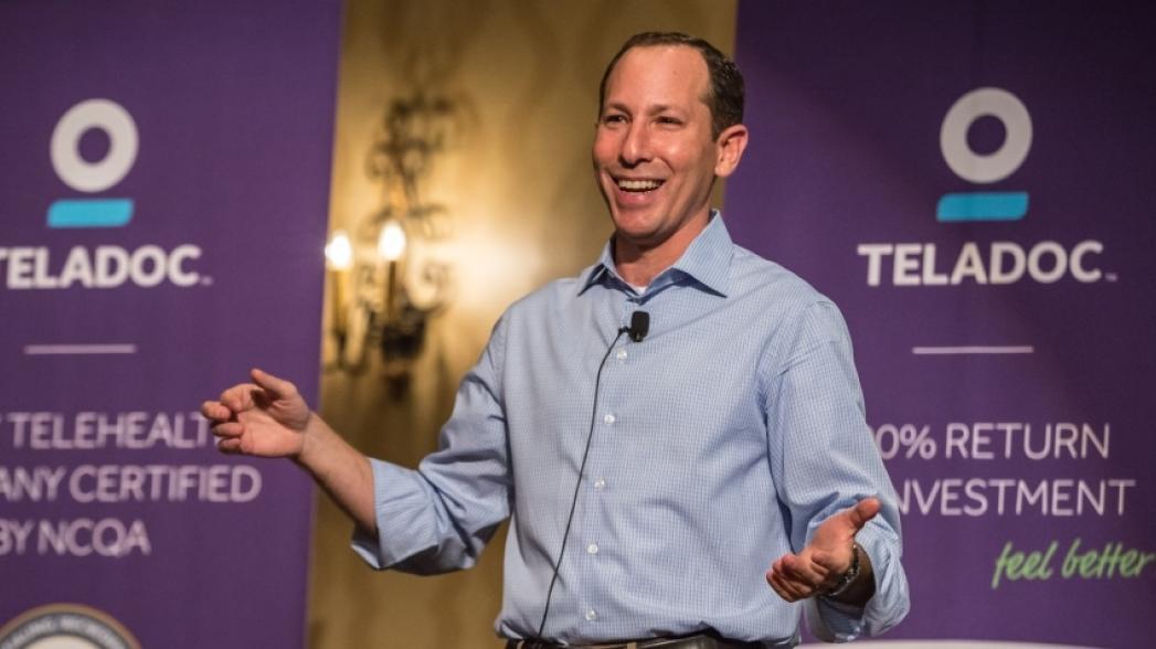 Телемедицинская компания Teladoc достигла планки в 17.5 млн членов