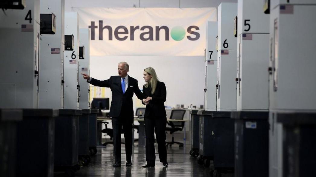 Theranos под давлением