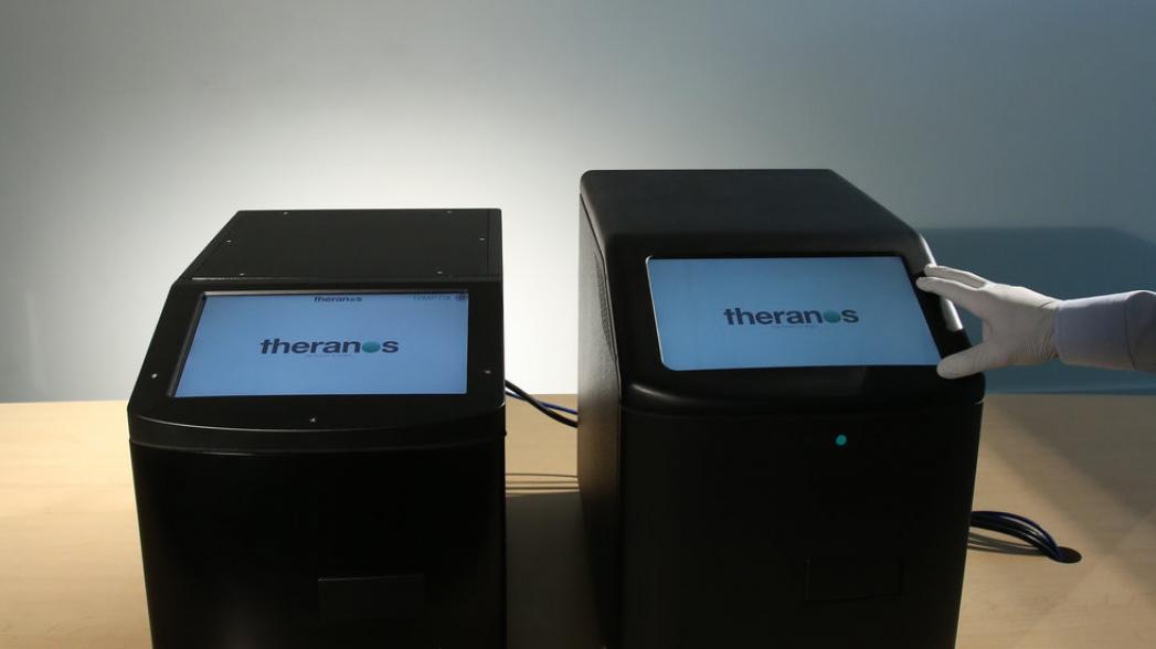 """Инспекция Theranos: """"… лаборатория представляет непосредственную опасность для пациентов"""""""