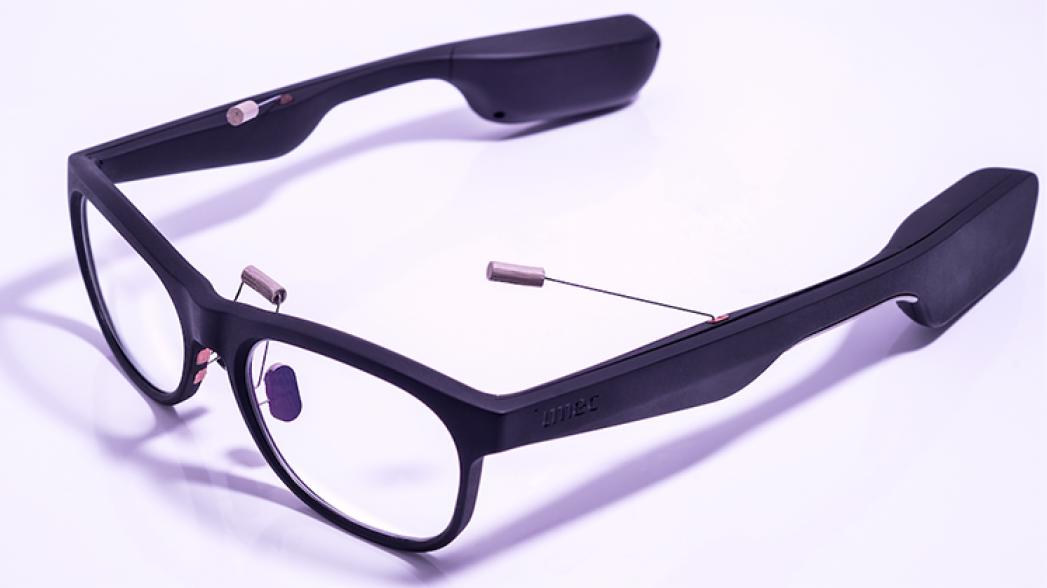 Беспроводные очки, отслеживающие движения глаз
