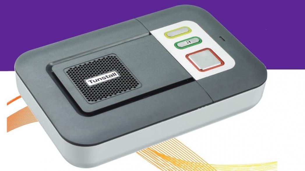 Tunstall America представила новую систему домашнего мониторинга здоровья