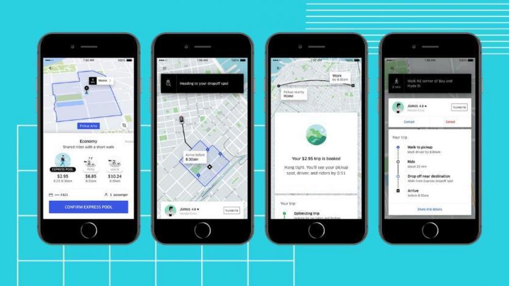 Uber Health: медицинский сервис от таксистов