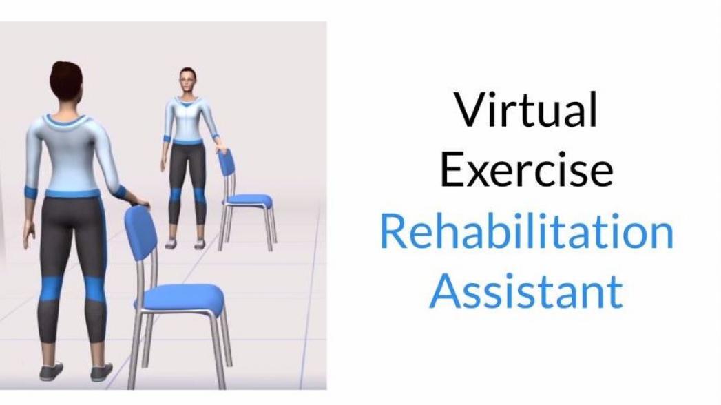 Виртуальный тренер на дому для реабилитации пожилых пациентов после операции