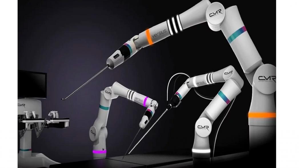 Самый маленький хирургический робот скоро появится в операционных