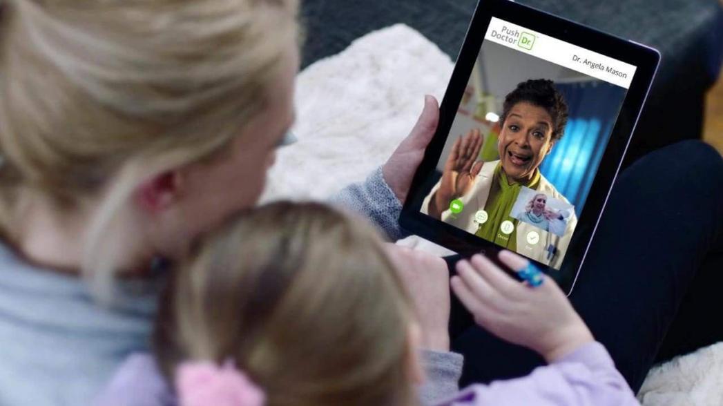 Британские пациенты без энтузиазма относятся к видеоконсультациям
