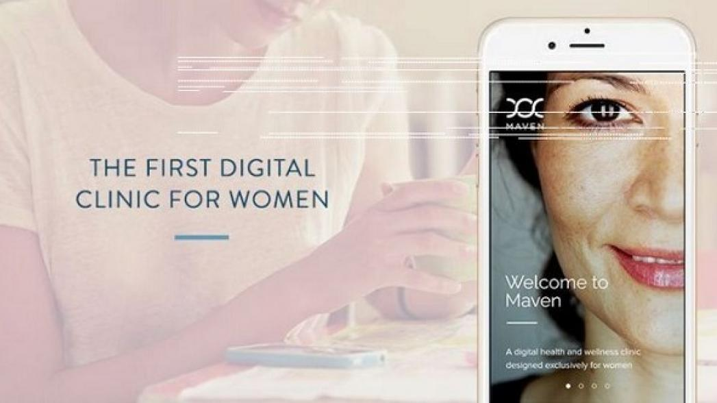 Maven – телемедицина для женщин