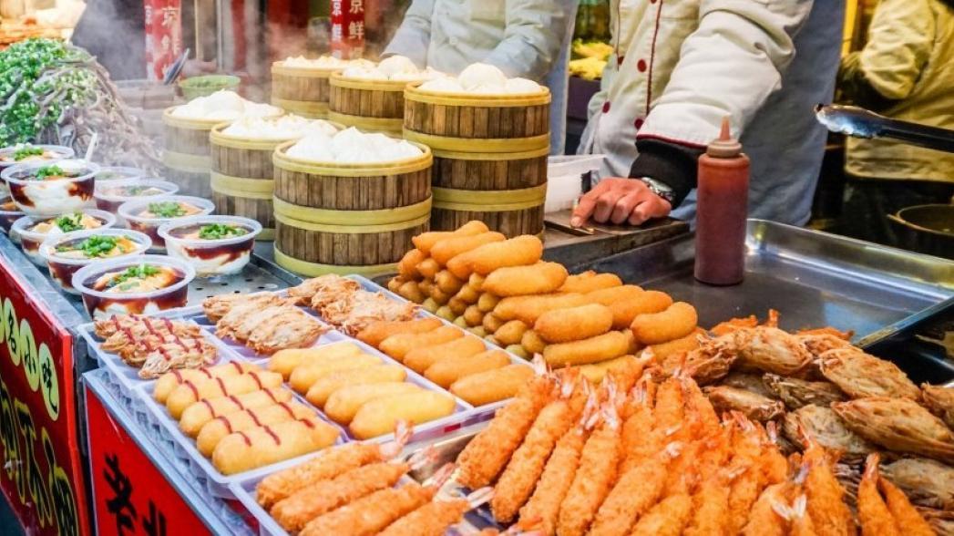 Есть уличную еду в любой стране и не заболеть