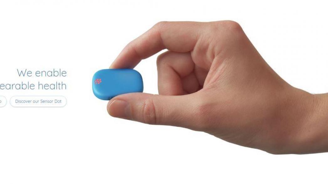 Носимое устройство для мониторинга больных эпилепсией